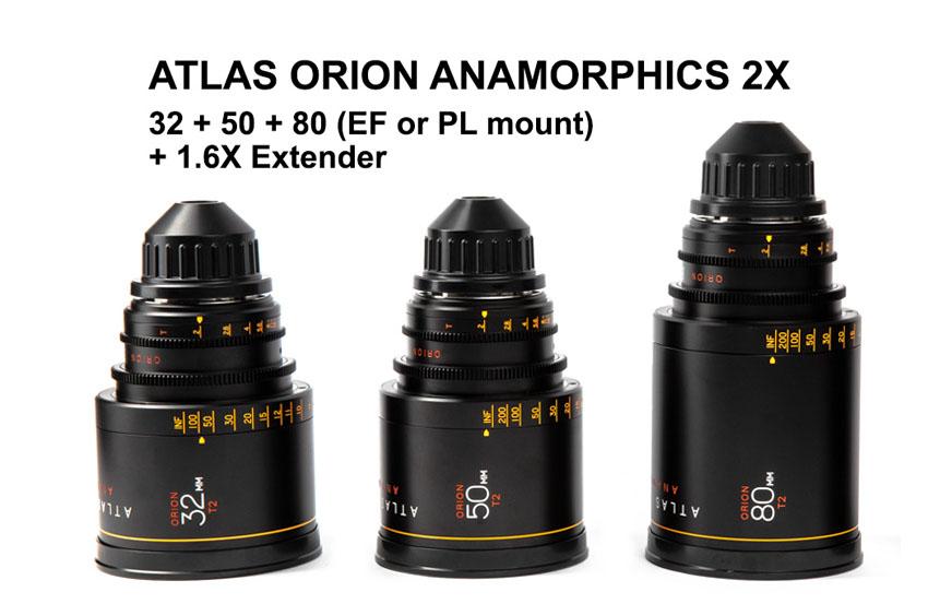 atlas lenses